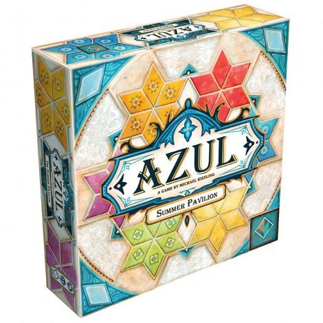 Azul Summer Pavilion doos 3D vertalingen