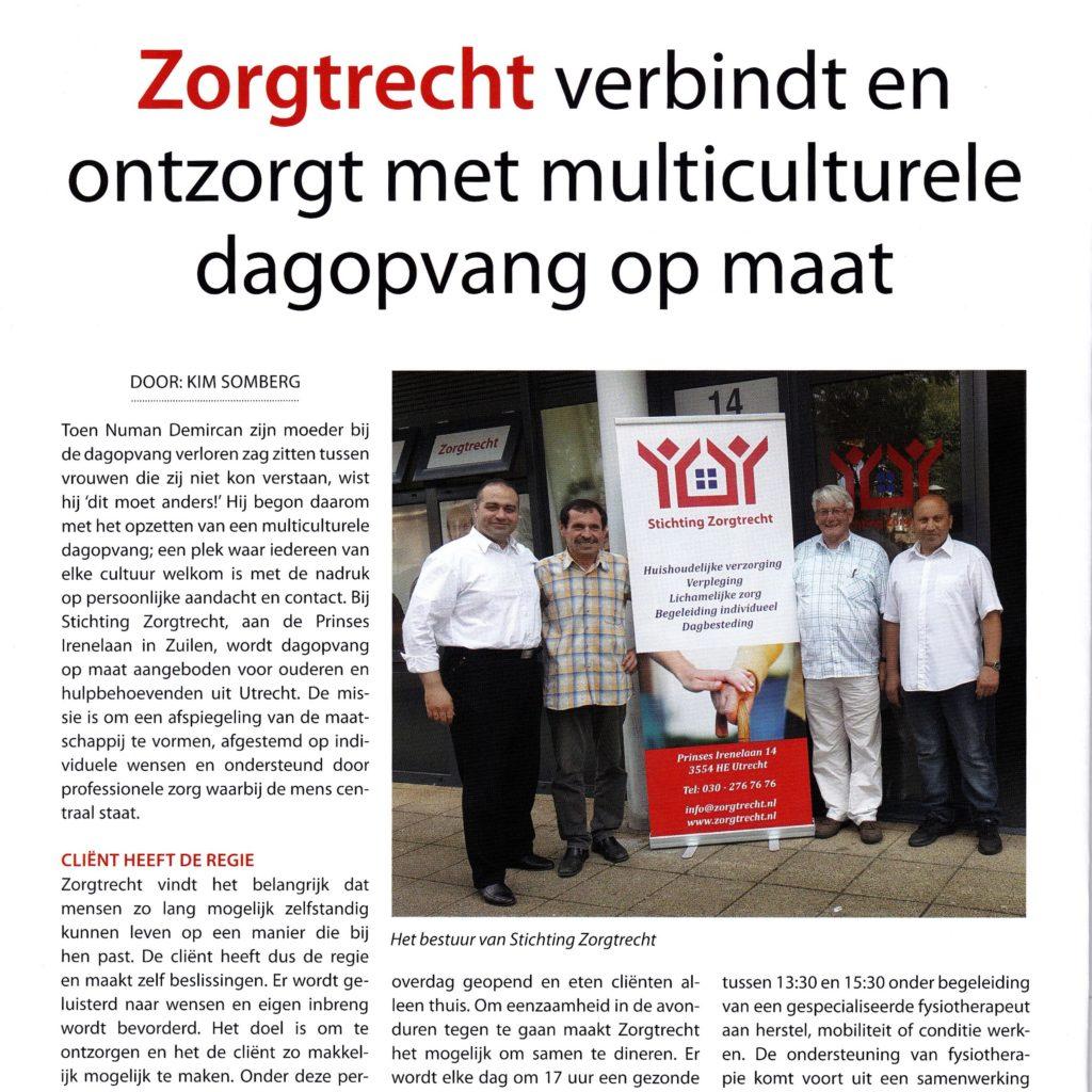 Artikel Zuilens Magazine Zorgtrecht vierkant artikelen