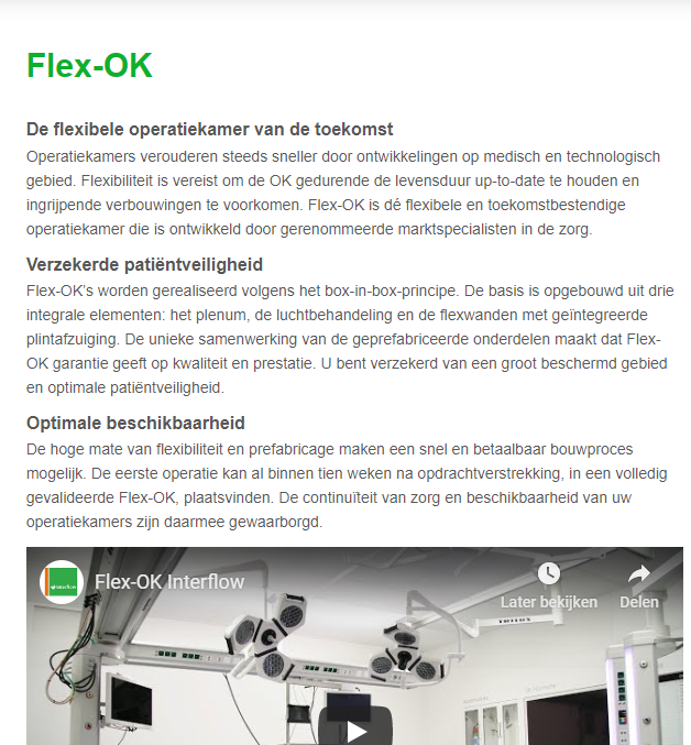 Flex OK webtekst