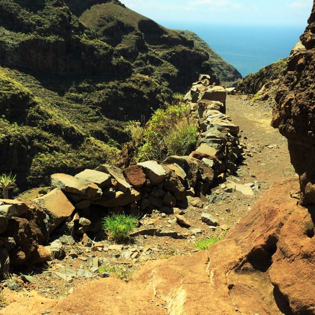 La Gomera wandelen artikelen
