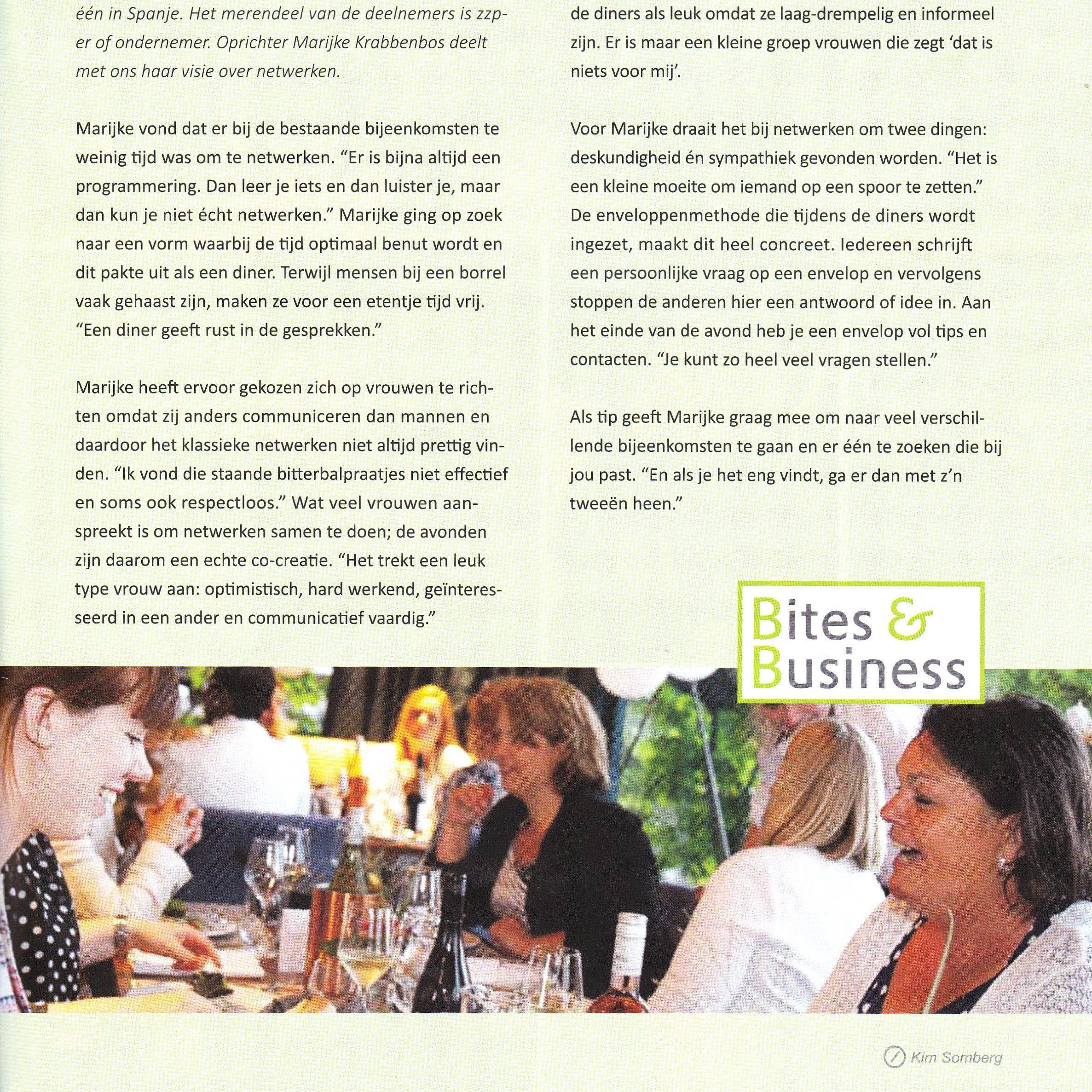 ZTalks Magazine interview Marijke Krabbenbos