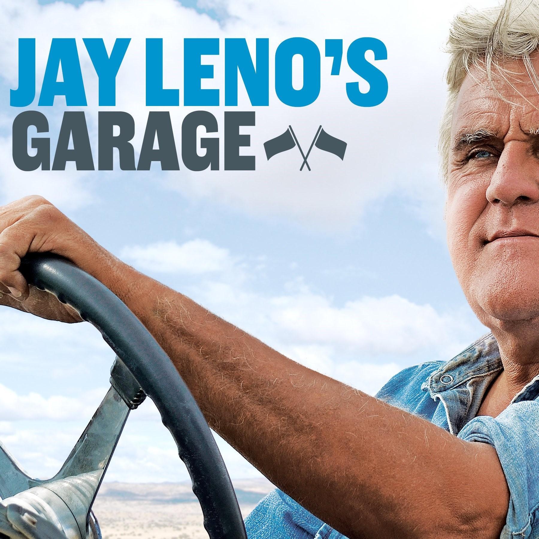 Jay Leno's Garage vierkant