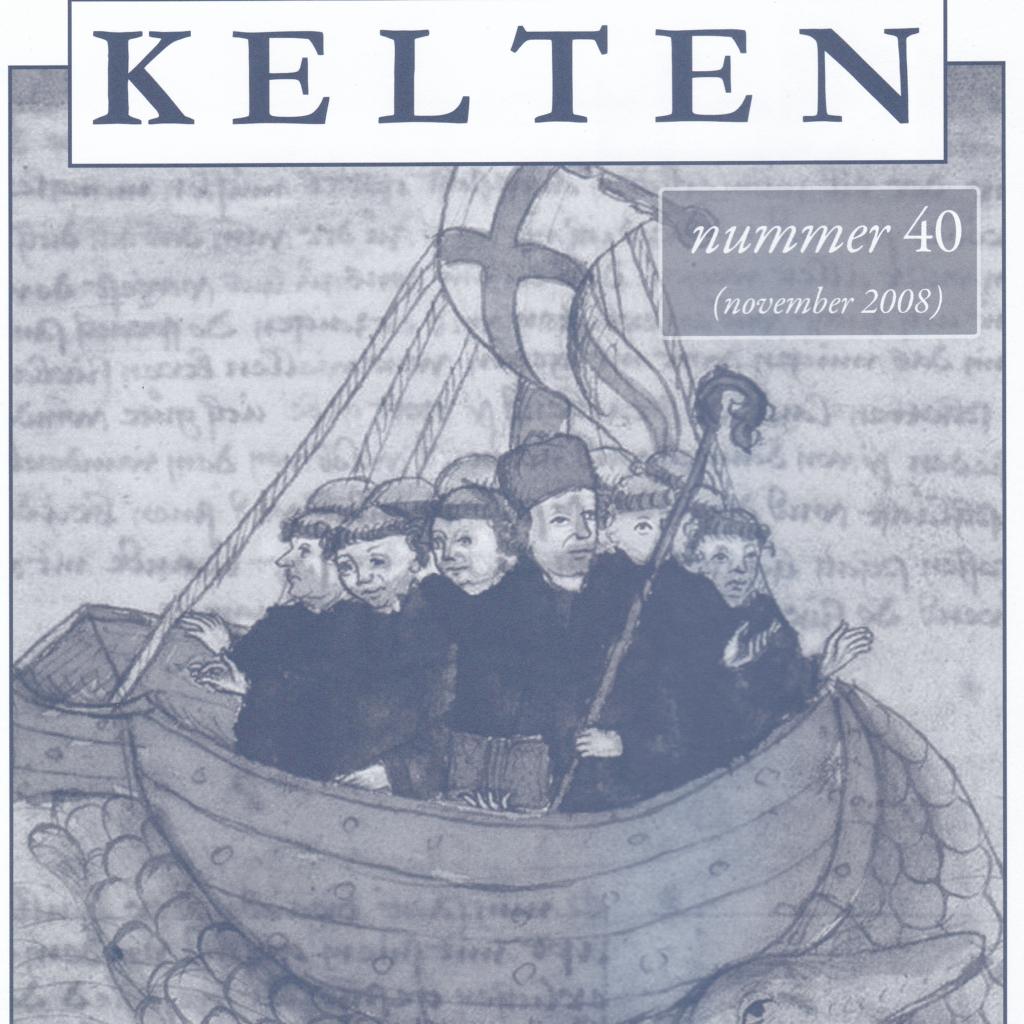 wetenschappelijk tijdschrift Kelten nummer 40 vierkant artikelen