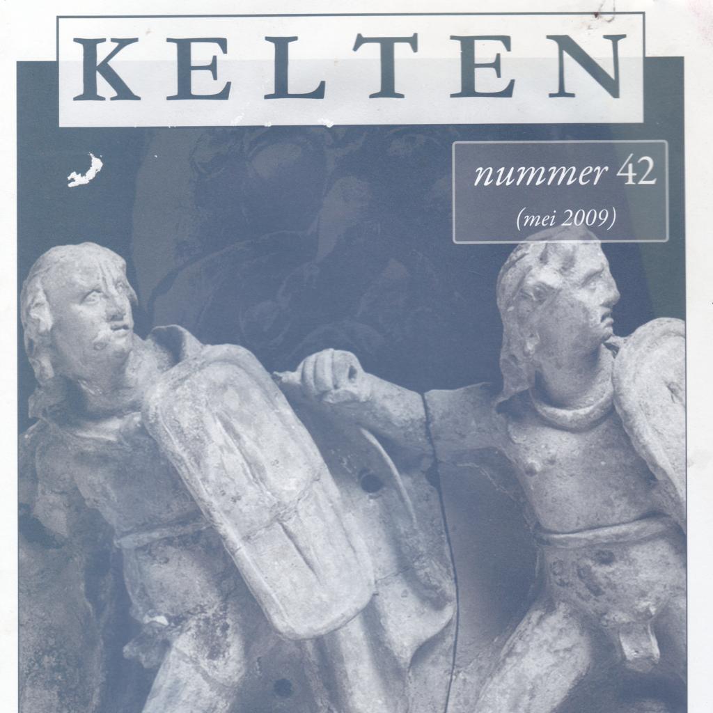 wetenschappelijk tijdschrift Kelten nummer 42 vierkant artikelen