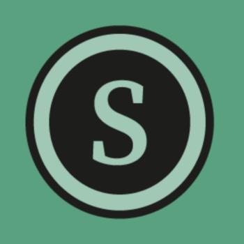 Kim Somberg: Tekst en Redactie logo S donker groen