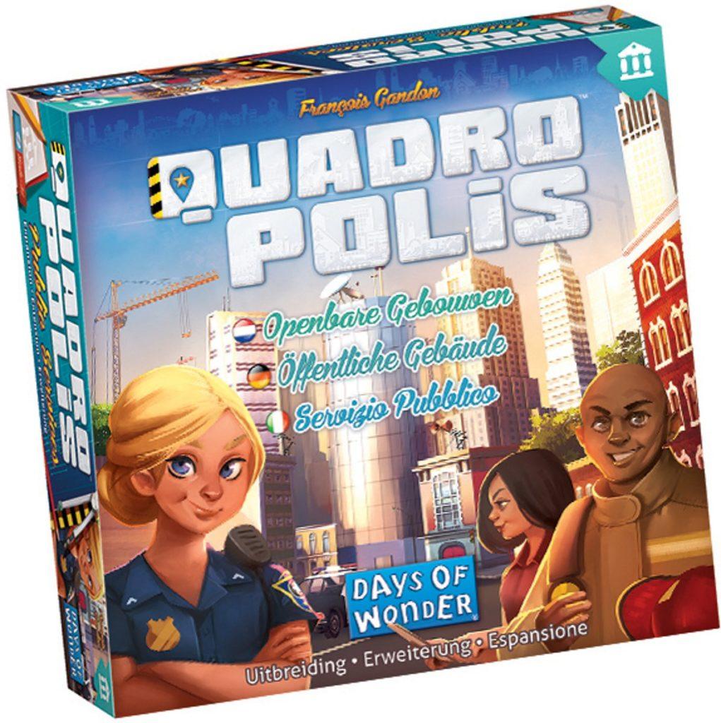 Quadropolis Openbare Gebouwen doos