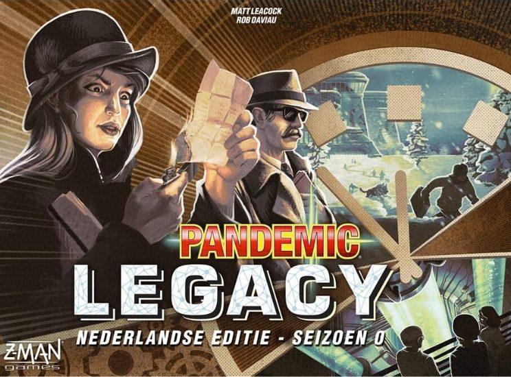 Pandemic Legacy: seizoen 0